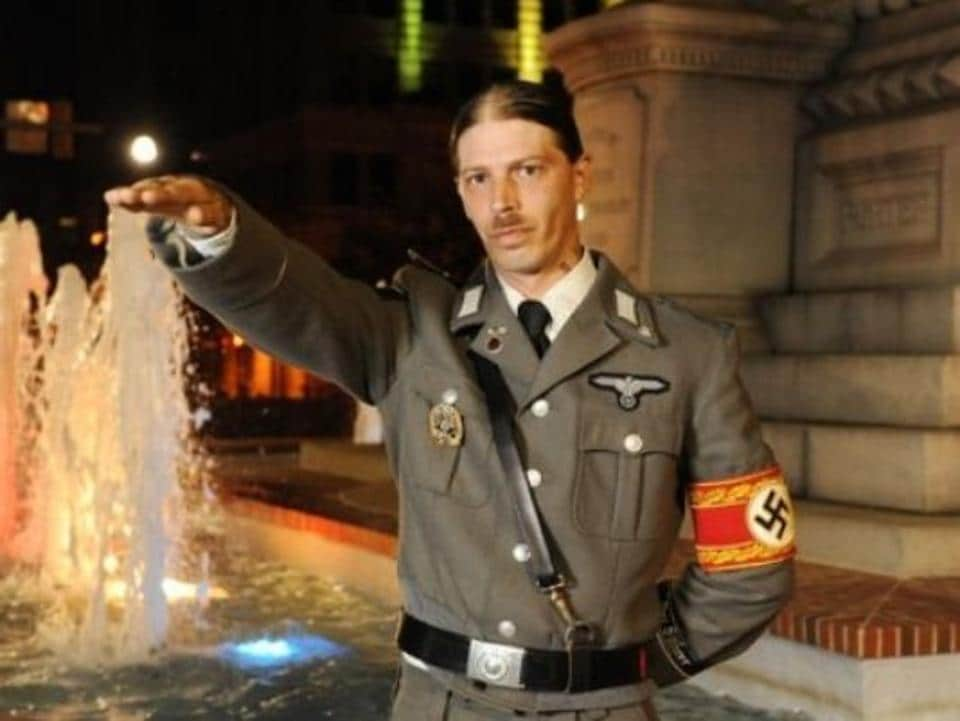 New Jersey nazi,nazi hitler,Isidore Heath Campbell
