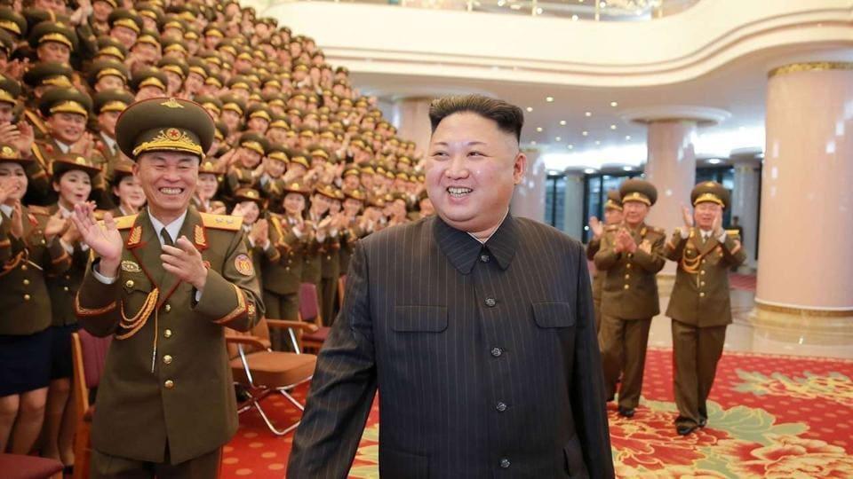North Korea,Kim Jong Un,Americans