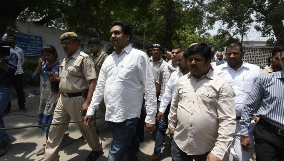 Kapil Mishra,AAPcrisis,Satyendar Jain