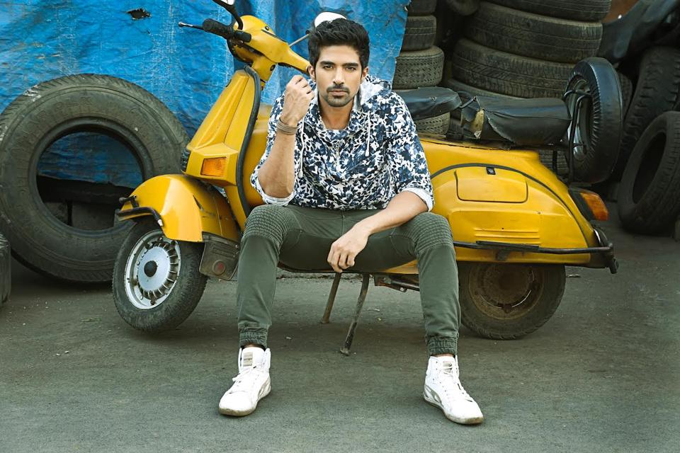 Saqib Saleem plays Huma Qureshi's brother in Dobaara.