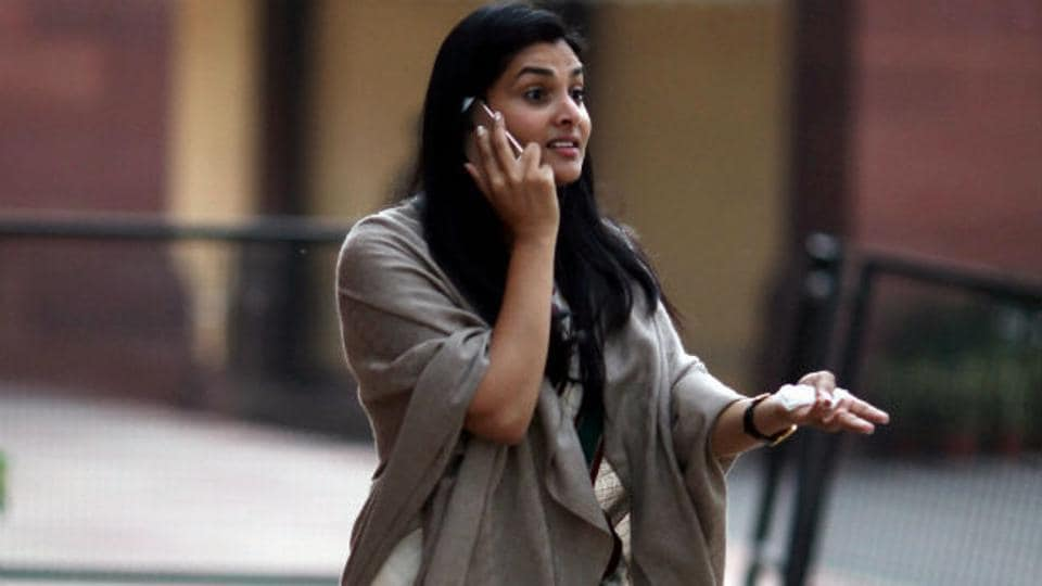 Ramya, 34, will head the 20-member social media team that handles the grand old party's website (www.inc.in) and the twitter account (@INCIndia).
