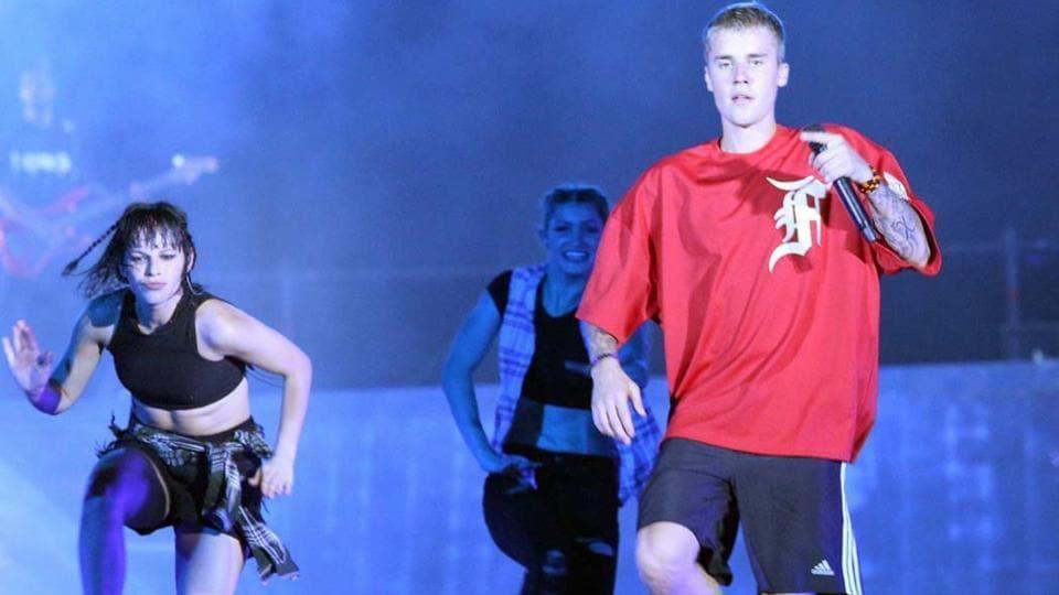 Justin Bieber,The Purpose Tour,Alia Bhatt
