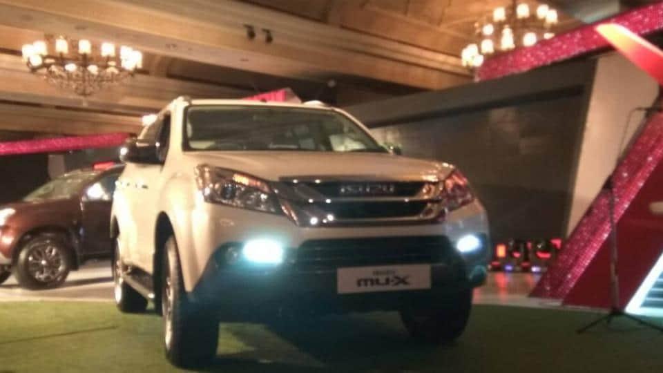 Isuzu MU-X,Isuzu Motors,MU-X