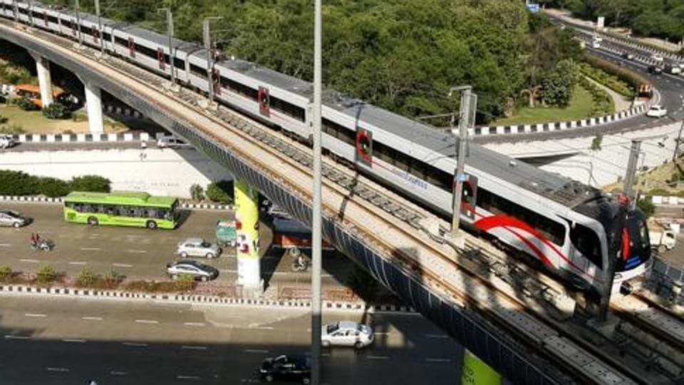Delhi metro,Reliance infra,reliance infrastructure