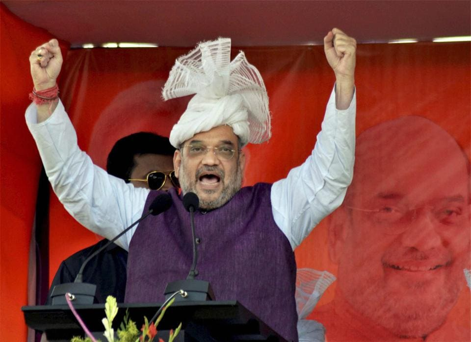 Amit Shah on three-day Telangana tour from May 22