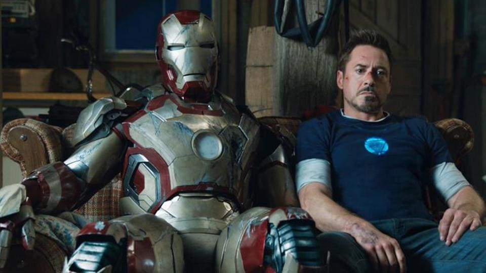 Robert Downey Jr will make a comeback as Iron Man in the third Avengers movie.
