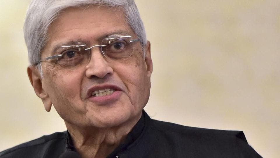 Gopal Gandhi's name has come up in internal discussions of opposition parties and according to a news report, preliminary discussions with him have also taken place.