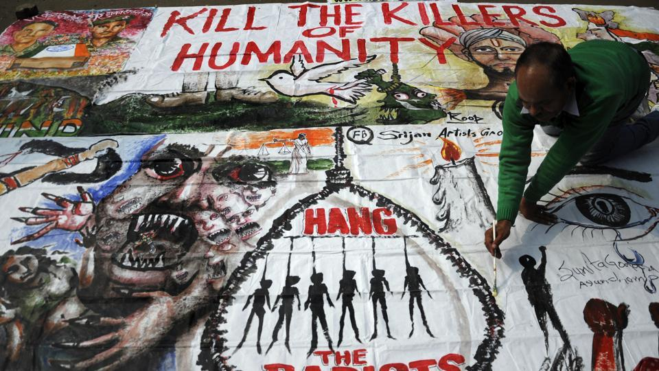 The apex court had last week upheld the conviction and death penalty to Mukesh, Pawan, Vinay Sharma and Akshay Kumar Singh awarded to them by the Delhi High Court court on March 13, 2014.