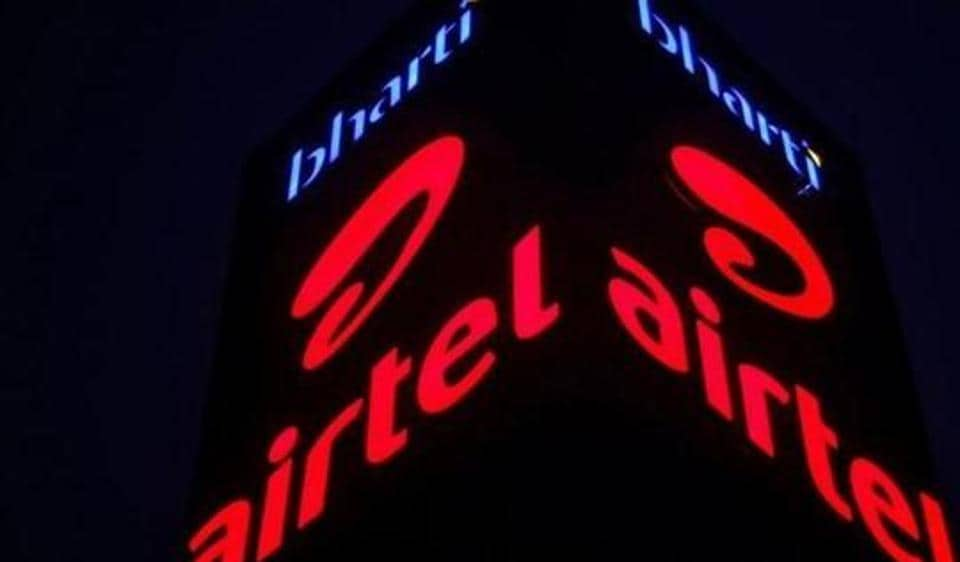 A Bharti Airtel office building in Gurgaon.