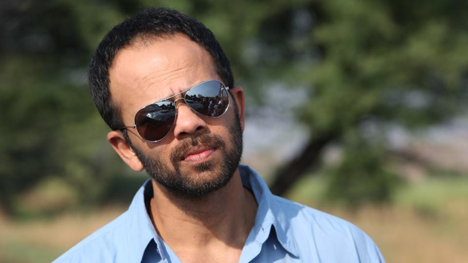 Filmmaker Rohit Shetty says that cinema, for him, has always been larger than life.