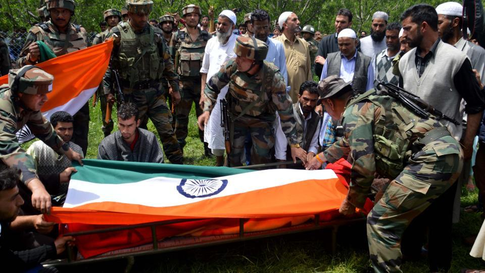 The kidnapping and deliberate killing of Lt Ummer Fayaz is also a political watershed moment that New Delhi must seize.