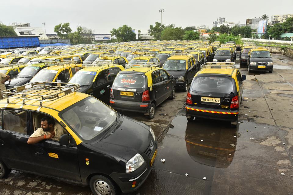 Mumbai autorickshaws,Mumbai taxis,Mumbai road commute