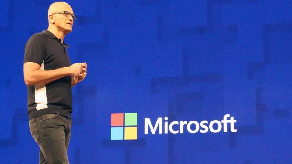 Microsoft,CEO Satya Nadella,Microsoft news