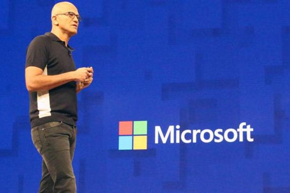 "Satya Nadella hopes quantum computing will help unlock ""amazing parallelism."""