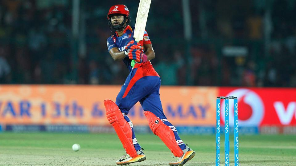 Shreyas Iyer's 96 helped Delhi Daredevils bounce back after losing early wickets to beat Gujarat Lions by two wickets in their IPL 2017 match. (bcci)