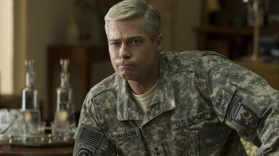 War Machine is scheduled for a May 26 release on Netflix.