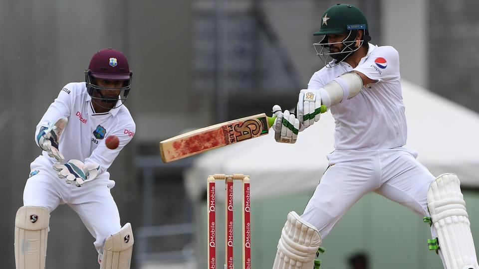 West Indies vs Pakistan,Live Cricket Score,Live Score