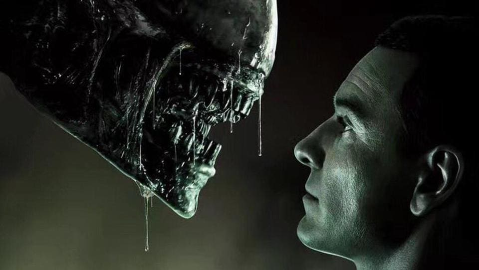 Alien Covenant movie review Twice the Michael Fassbender twice