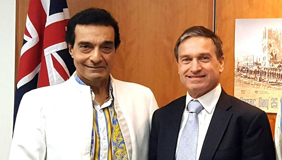 Dheeraj Kumar,Tony Huber,Australia