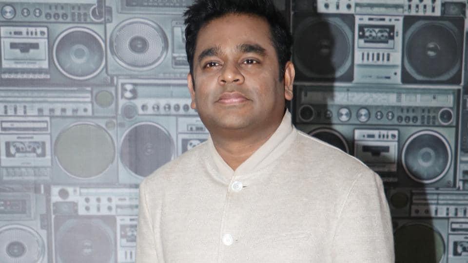 AR Rahman,Le Musk,Humma Humma