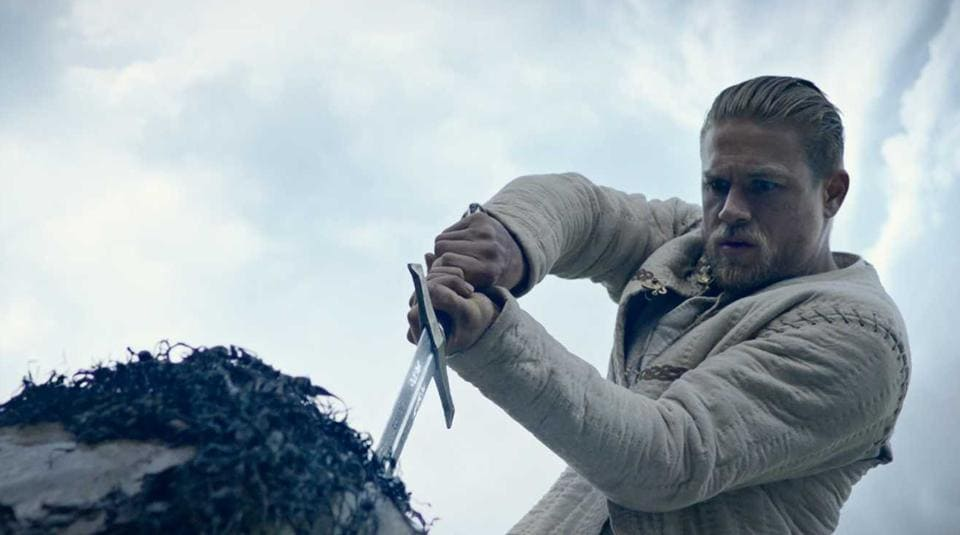 King Arthur: Legend of the Sword movie review,King Arthur: Legend of the Sword,King Arthur new film