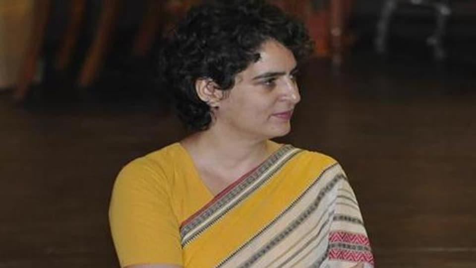 Justice Tarlok Singh Chauhan,Priyanka Gandhi,Priyanka Gandhi land case