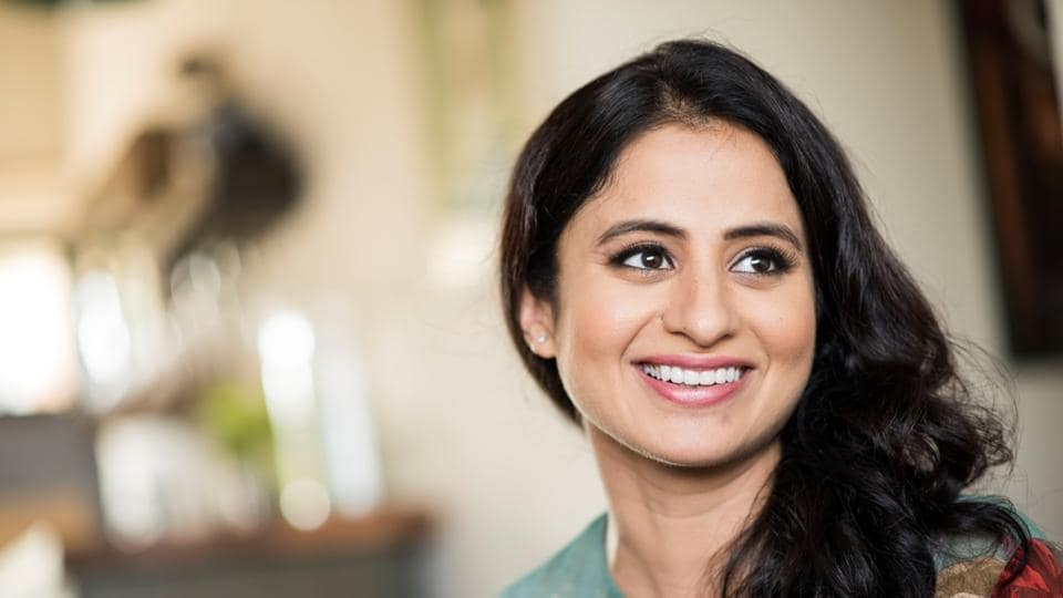 Actor Rasika Dugal.