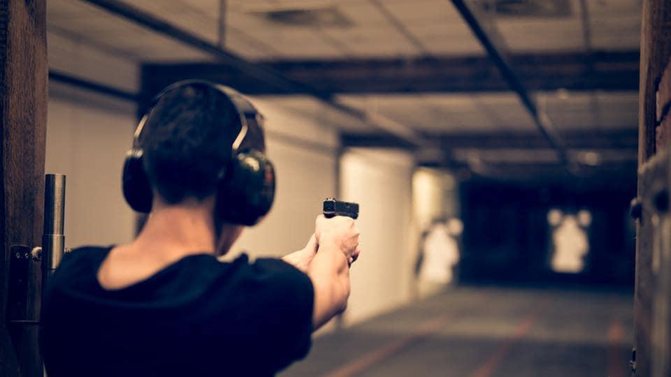Firearms smuggling