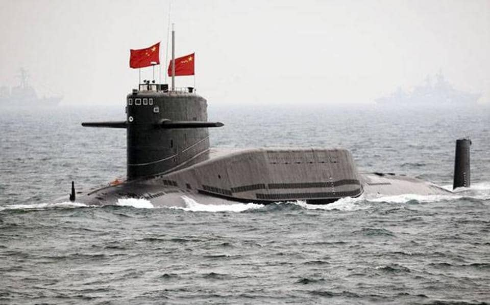 China-Sri Lanka relations,Chinese submarine,Colombo port