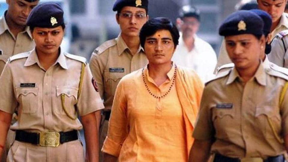 Pragya Singh Thakur,Malegaon blast case,National investigation agency