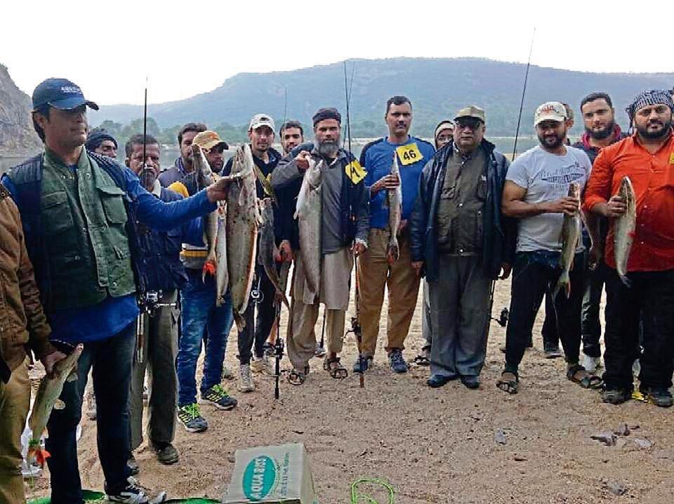 Rajasthan news,Bisalpur Dam,angling