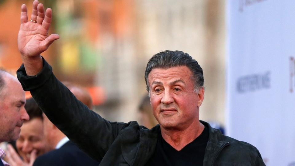 Jackie Chan,Sylvester Stallone,Jackie Chan Sylvester Stallone