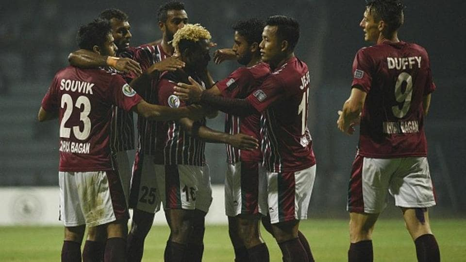 Mohun Bagan are the defending champions Federation Cup. They will face arch-rivals East Bengal in the semi-final.