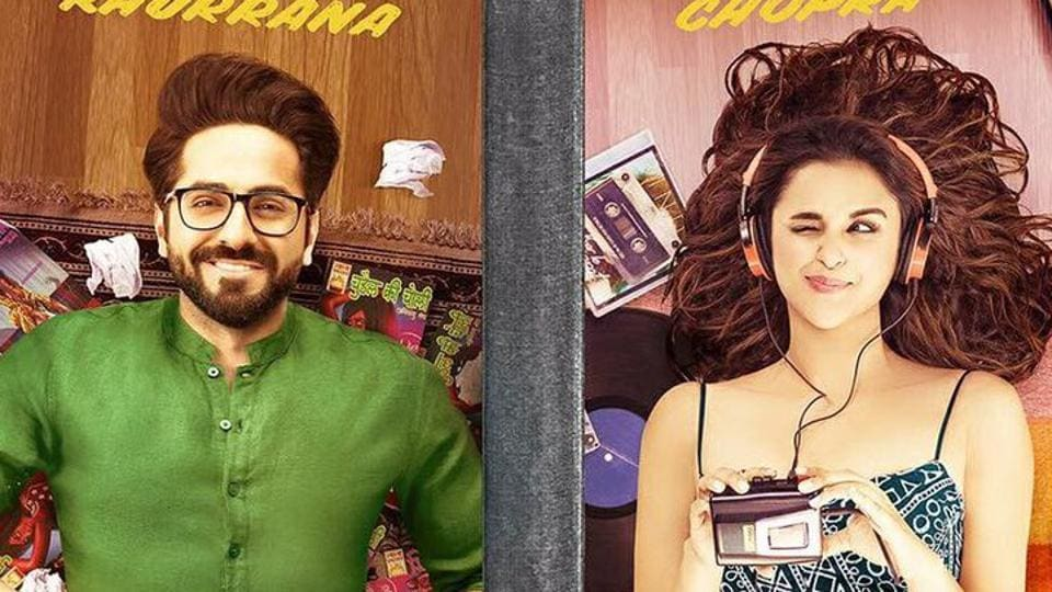 Ayushmann Khuranna and Parineeti Chopra play lead roles in Meri Pyaari Bindu.
