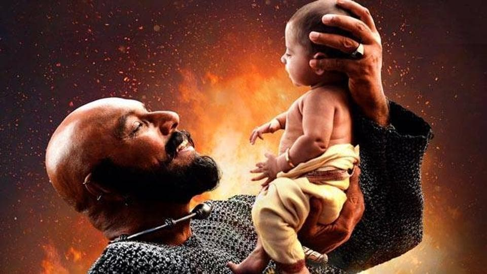 Baahubali 2 doesn't look to slow down anytime soon.