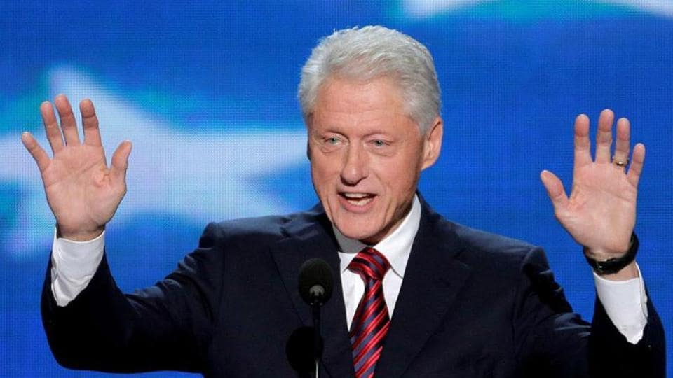 Former US president Bill Clinton is writing his debut novel The President Is Missing with best-selling author James Patterson.