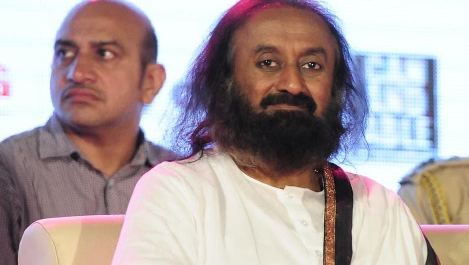 Sri Sri Ravi Shankar is the founder of the Art of Living foundation