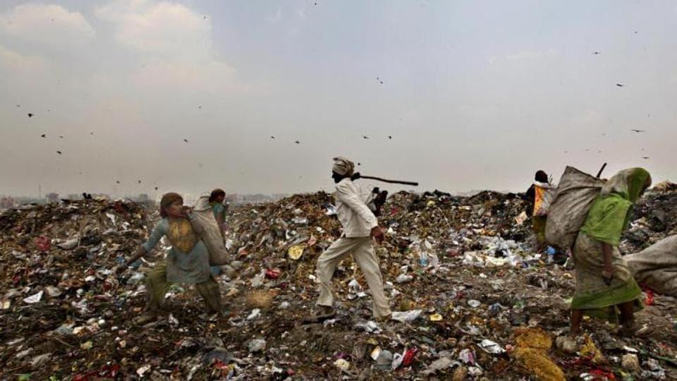 Ragpickers,Waste management,Unpain ragpickers