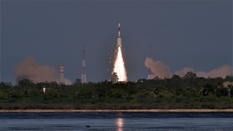 ISRO,Geosynchronous Satellite Launch Vehicle,GSLV