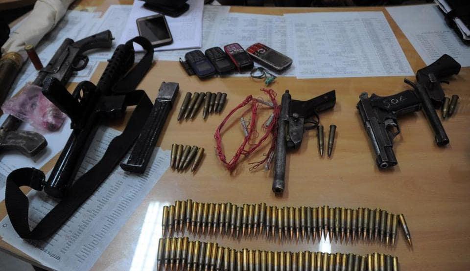 Maoist,zonal commander,Maoists arrested