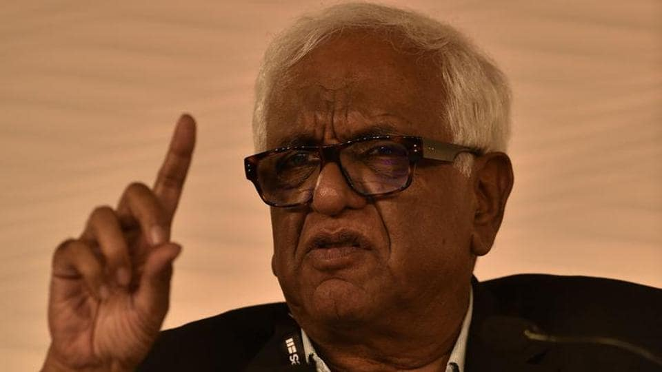 Mukul Mudgal was earlier serving as the deputy chairman of the FIFA governance committee.