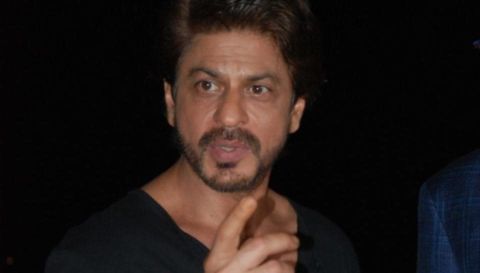 Shah Rukh Khan visited Nanavati Hospital in Mumbai on the night of March 17, 2017.