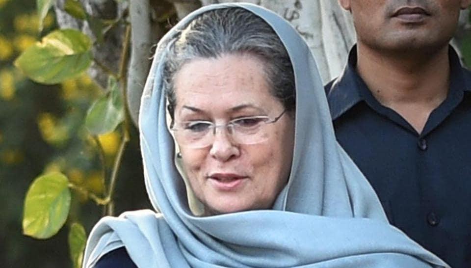 Sonia Gandhi,Sonia Gandhi health,Sonia Gandhi discharged