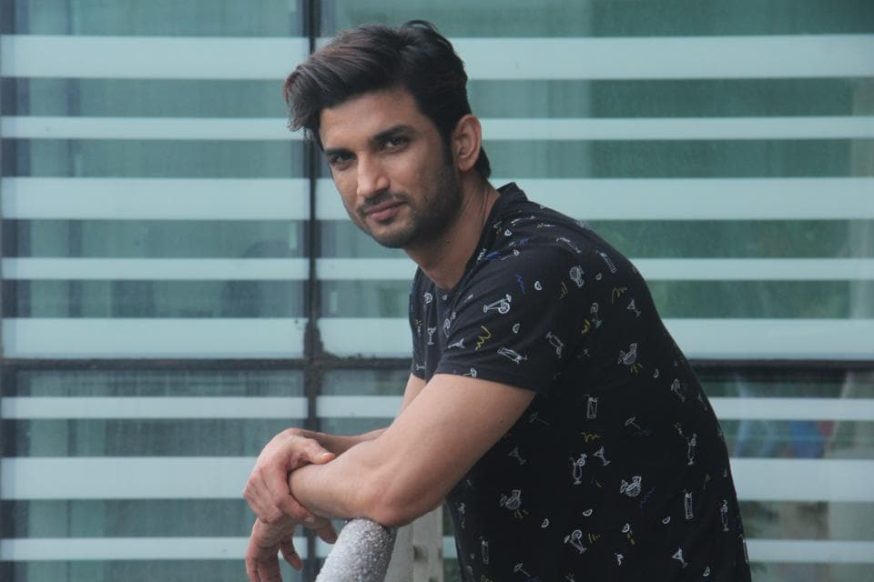 Actor Sushant Singh Rajput has been writing poetry since he was in college.