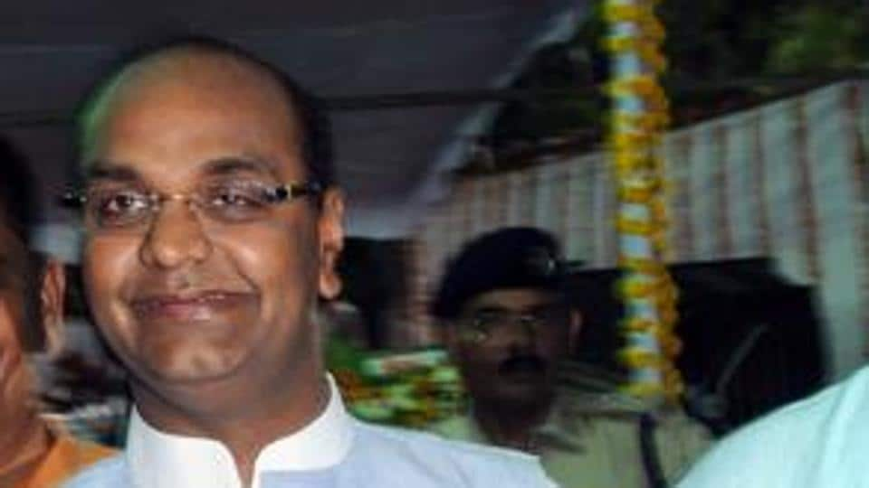 Viashwas Sarang is the MoS of Cooperatives in the Madhya Pradesh ministry.