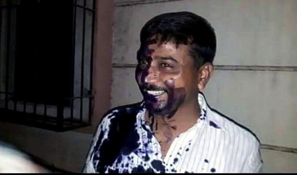 ShivS ena's Dombivli unit chief Bhau Chaudhary