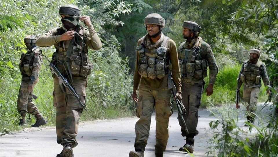 Several areas of south Kashmir, including Pulwama, Kulgam and Shopian, have been witnessing repeated militant attacks on security forces in the recent months.