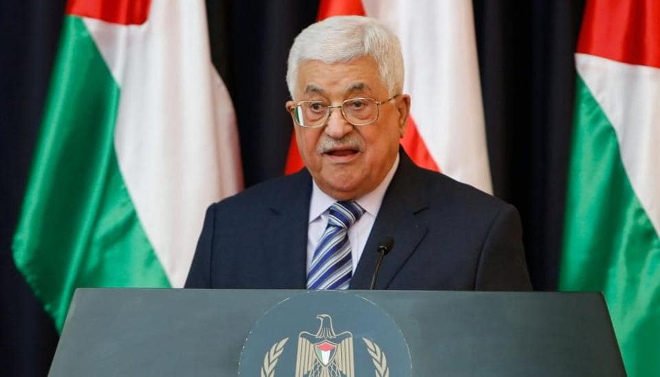 Abbas, Modi discuss Middle East peace process