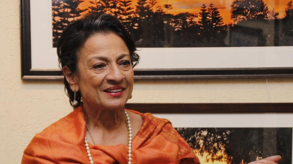 Veteran actor Tanuja will be seen in a show called Aarambh.
