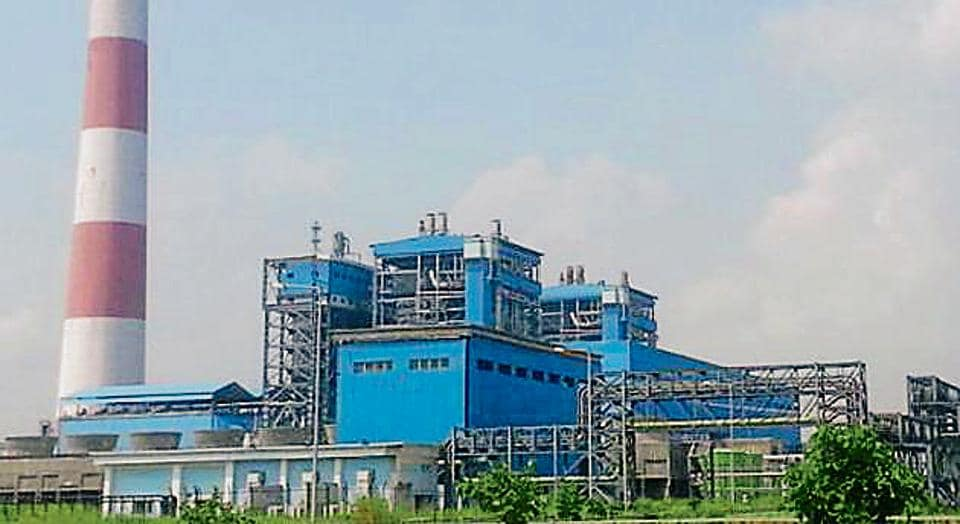 The Goindwal Sahib Thermal Plant in Amritsar.